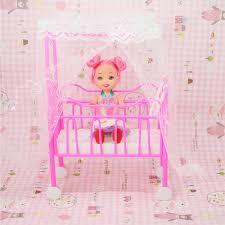 Sophie Style Hair Play Doll Playset Barbie Doll House Bedroom Bathroom