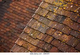 clay roof tiles stock photos clay roof tiles stock