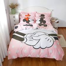 Minnie Mouse Bedding Set Twin by Good Friends Mickey And Minnie Queen Size Bedding Sets Twin Full