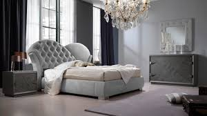 Svelvik Bed Frame by Double Bed Contemporary With Upholstered Headboard