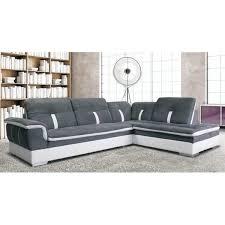 house de canapé canapé d angle gris dé blanc meuble house achat vente canapé