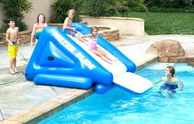 Above Ground Pool Slide Craigslist Slides Inflatable Water For Pools