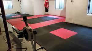 Exercise Floor by Pro Martial Arts Sport Mats Karate And Taekwondo Mats