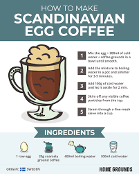5 Egg Coffee Recipes That Taste 1000x Better Than They Sound