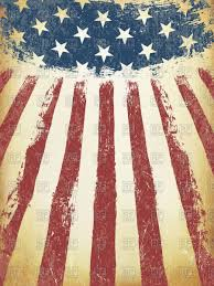 American Flag Clipart Rustic 2278730