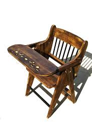Wooden Era Antique Finish Wooden Foldable Children Feeding ... Antique Folding Oak Wooden Rocking Nursing Chair Vintage Tapestry Seat In East End Glasgow Gumtree Britain Antique Rocking Chair Folding Type Wooden Purity Beautiful Art Deco Era Woodenslatted Armless Elegant Sewing Side View Isolated On White Victorian La20276 Loveantiquescom Rocksewing W Childs Upholstered Solid Wood And Fniture Of America Betty San Francisco 49ers Canvas Original Box