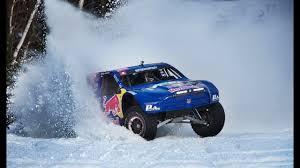 100 Redbull Truck Red Bull Frozen Rush 2013 Driving A 900Horsepower Truck On Snow