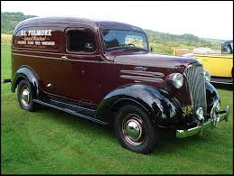 1937 GMC Panel - Information And Photos - MOMENTcar