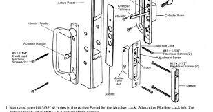 door patio door rollers menards amazing patio door installation