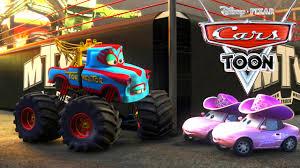 Monster Truck Mater Youtube