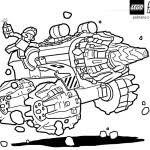 Coloring Pages Print Motorpix Lego Ninjago Harry Potter Racers Cars Hero Factory