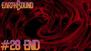 Earthbound Halloween Hack Dr Andonuts by The Final Battle Giygas Earthbound 28 End Youtube