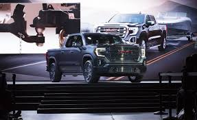 2018 GMC Sierra 1500 | In-Depth Model Review | Car And Driver 2018 Gmc Sierra 1500 Leasing In Watrous Sk Maline Motor Big Bright And Beautiful Jacob Andersons 2015 Denali 08 Silverado Move Bumper Build Youtube 2008 Laidout Legacy 2019 Debuts Before Fall Onsale Date Murdered Our With Black 22 Inch Wheels Blacked Flat Grey General Moters Pinterest These Are The 5 Bestselling Trucks Of 2017 The Motley Fool Review Car And Driver Building A Move Diy Prunner At4 Push Pickup Price Ceiling To New Heights