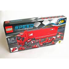 100 Ferrari Truck LEGO 75913 F14 T Scuderia F1 Speed Champions NEW