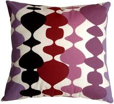 Lava Lamp Purple 20x20 Throw Pillow from Pillow Décor