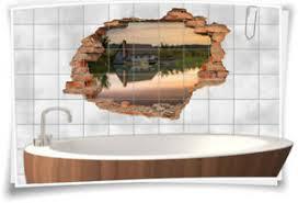 details zu wand bad fliesen aufkleber badezimmer deko landhaus stil 3d fliesen bild