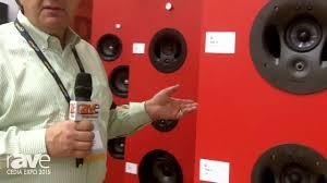 Polk Audio Ceiling Speakers Rc60i by Cedia 2015 Polk Audio Showcases Its Ls Series In Wall Speaker