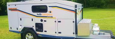 100 Custom Travel Trailers For Sale Beechworth Kelly Campers Bundaberg Build Off Road Hybrid