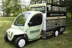 About The Truck | Mini Munch