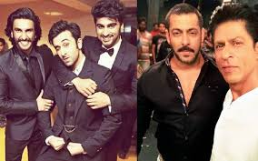 The young ones Khan t Why Ranbir Ranveer Shahid can never achieve