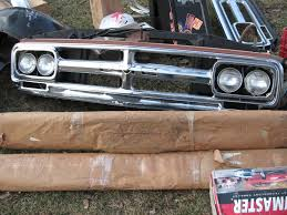71 GMC Grille With 67/68 Hood - The 1947 - Present Chevrolet & GMC ... Loughmiller Motors 1955 Second Series Chevygmc Pickup Truck Brothers Classic Parts 1968 Gmc 12 Ton For Sale Classiccarscom Cc1048388 Post Your Orange Trucks The 1947 Present Chevrolet Assembling Painted Restored 68 Doug Jenkins Garage 71968 Grille Bumper Upgrades Hot Rod Network 4x4 681991 K5 Blazer Jimmy Bumpers Armor Chassis Unlimited My Bagged Gmc Update Youtube Accuair On Scott Lawrences 69 C10 1500 Cc1050933 Ck 10 Cc1045661