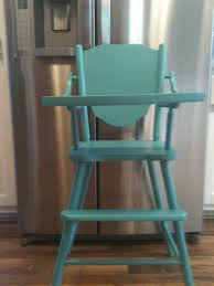 Topic For Old Wooden Baby High Chairs : Vintage Aqua Turquoise ... Napoonrockefellercom Colctables Vintage And Painted Fniture Antique High Chair Lesleigh Frank Vintage Highchair With A Modern Bling Twist Trade Me Hello Dolly Handpainted Wood Highchair With Baby Crib Mattress Dollhouse Nursery 112 Scale Professionally Painted Wooden High Chair Jenny Lind Antique Highchair White 46999291 In Ascp Duck Egg Blue My Danish Modern Chrome Drafting Accent Ansley Designs Gold White Metamorphic