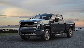 100 Chey Trucks Up In Your Grille Chevrolet Shows Off 2020 Silverado HD High