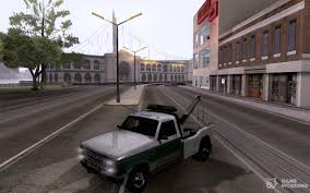 100 Tow Truck Games New Truck For GTA San Andreas