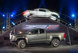 LA: Chevrolet Colorado ZR2 Is Mid-Size Diesel Off-Roader 2017 Chevy Colorado Mount Pocono Pa Ray Price Chevys Best Offerings For 2018 Chevrolet Zr2 Is Your Midsize Offroad Truck Video 2016 Diesel Spotted At Work Truck Show Midsize Pickup Of Texas 2015 Testdriventv Trucks Riding Shotgun In Gms New Midsize Rock Crawler Autotraderca Reignites With Power Review Mid Size Adds Diesel Engine Cargazing 2011 Silverado Hd Vs Toyota Tacoma