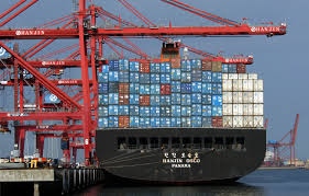 100 Shipping Containers California Hanjin S Crisis Is Causing A Trailer Shortage In The US
