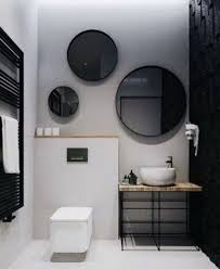 44 Beautiful Bathroom Mirror Design Ideas - HOMYHOMEE Bathroom Mirrors Ideas Latest Mirror For A Small How To Frame A Home Design Inspiration 47 Fascating Dcor Trend4homy The Cheapest Resource For Master Large Makeover Elegant 37 Greatest Vanity And 5 Double Contemporist Fill Whole Wall Vanities Best Getlickd Hgtv 38 Reflect Your Style Freshome