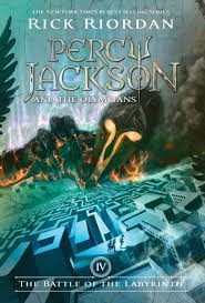 Percy Jackson And The Olympians Book Four Battle Of Labyrinth