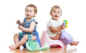l acquision de la propreté de bébé