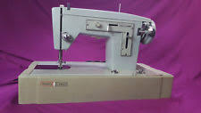 1959 sears kenmore 117 840 heavy duty sewing machine with cabinet
