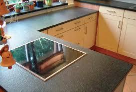 küchenarbeitsplatte granit geflammt und gebürstet