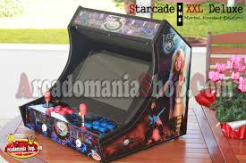 Mortal Kombat Arcade Cabinet Specs by Starcade Xxl Mortal Kombat 3 Edition Arcadomania Shop