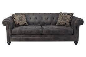Ashley Furniture Larkinhurst Sofa Sleeper by Cobblestone Hartigan Sofa Ashley Furniture On Sale For 699