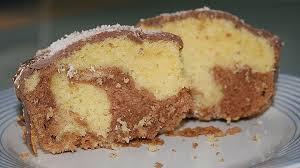 feiner kokos kakao kuchen