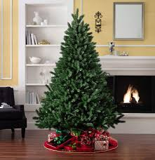 Artificial Silvertip Christmas Tree by Trimming Traditions 7 U0027 Unlit Kendall Christmas Tree Sears