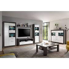 coole wohnzimmer möbel kombination istensa ii 6 teilig