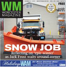 Christmas Tree Shops Boston Turnpike Shrewsbury Ma worcester magazine december 17 23 2015 by worcester magazine