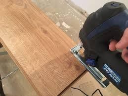 Laminate Floor Spacers Homebase by Laying Venezia Oak Laminate Flooring From Wickes Life Of Man
