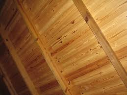 tongue and groove wood roof decking yellow pine ceiling beaded ceiling tongue groove