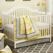 The Peanut Shell Stella 4 Piece Crib Bedding Set & Reviews