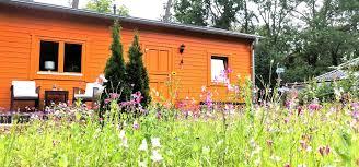 blockbohlenhaus bei potsdam ferienhaus schwielowsee