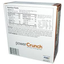 Power Crunch Protein Bar Salted Caramel Box Of 12 Got Supps NZ
