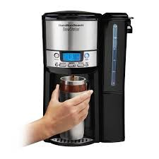 Hamilton Beach BrewStation 12 Cup Dispensing Coffeemaker With Removable Water Reservoir