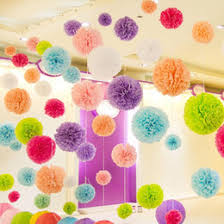 6 Photos Colour Paper Decoration Canada