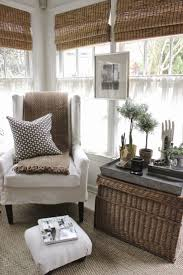 Living Room Curtain Ideas With Blinds by Best 25 Bamboo Blinds Ideas On Pinterest Bamboo Shades Room