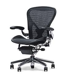 2 ergonomic chairs that serve as excellent office furniture